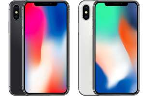 Used O2/EE/Vodafone/3/ iPhone X - 64GB SG/Silver £875 @ CEX