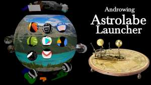 Astrolabe 3D App Launcher Free Download was £4.99 Google Play Store