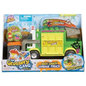 Grossery gang garbage truck £12.50 @ Tesco Direct (Free C&C)