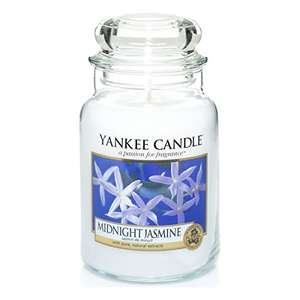 Wow Large Midnight Jasmine Yankee Candle £9.99 Prime Sold by My Swift and Fulfilled by Amazon