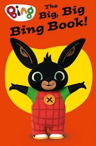 Big big bing book cheapest ever @ amazon for £10