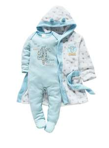 Tigger printed sleep suit and fleece robe set £9.99 @ Argos