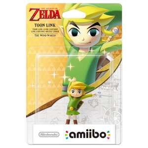 Toon Link (The Wind Waker) amiibo (The Legend of Zelda Collection) £10.99 @Nintendo Official UK Store