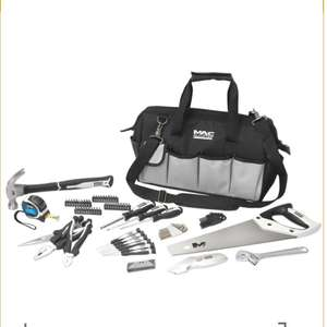 MAC ALLISTER TOOL KIT, 78 PIECES - Free C&C @ B&Q