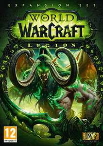 World of warcraft Legion expansion £21.99 @ Game