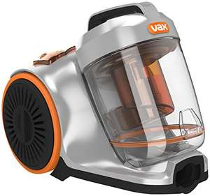 Vax C85-P5-Be Cylinder Vacuum Cleaner, 800 W [Energy Class A] RRP:£149.99, now £29.99 @ Amazon
