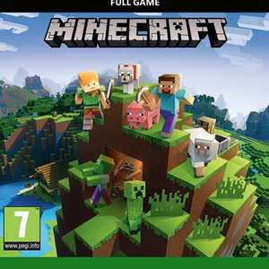 Minecraft Xbox one download code £10.99 @ CD Keys