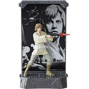 Star Wars Black Series: 2017 Wave 1 Diecast Action Figures: Luke Skywalker £9.99 @ Forbidden Planet