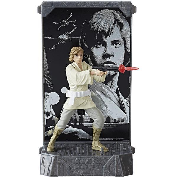 Star Wars Black Series: 2017 Wave 1 Diecast Action Figures: Luke Skywalker £9.99 @ Forbidden Planet