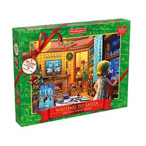 Waddingtons Christmas 2017 Jigsaw Puzzle £4.70 (prime) £8.69 (non prime) @ Amazon
