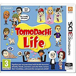 Tomodachi Life 3DS £25 @ Tesco