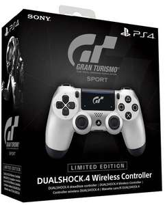 DualShock 4 Controller Gran Turismo Sport Limited Edition - £36.85 - Shopto (Also Magma Red / Wave Blue / Glacier White)