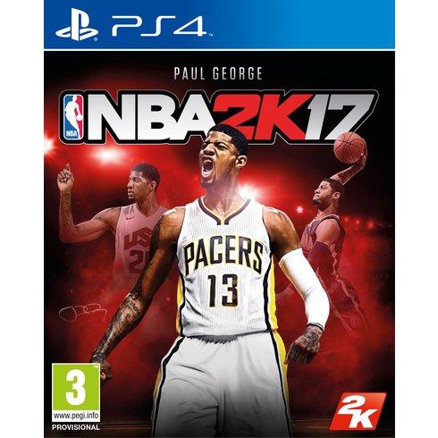 NBA 2K17/WWE2K17  PS4 C+C £9.99 @ smyths
