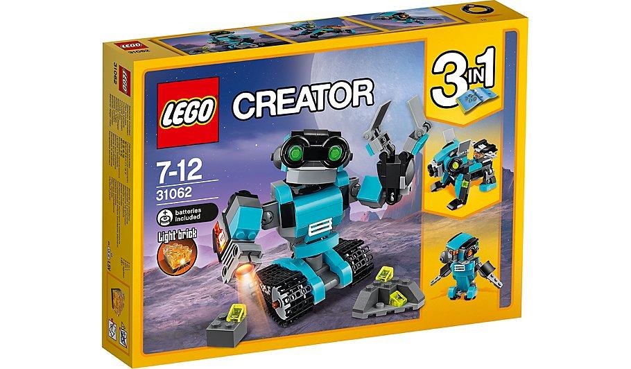 LEGO Robo Explorer £5 at ASDA