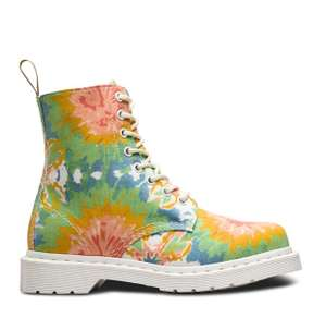 Dr Marten Women's Mandala Tie Die Multicoloured Boots £42 @ Amazon