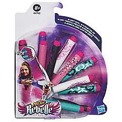 12pk of Nerf Rebelle refill darts Half Price @ Tesco Direct for £3.50