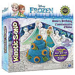 60% OFF Disney Frozen Kinetic Sand from Tesco Direct and The Entertainer