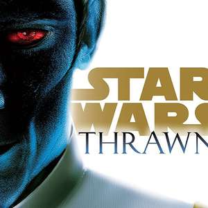 8 Star Wars kindle books at 0.99 each inc Thrawn at Amazon