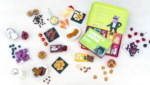 Chewymoon children's snack box subscription 1st, 3rd & 5th Box Free