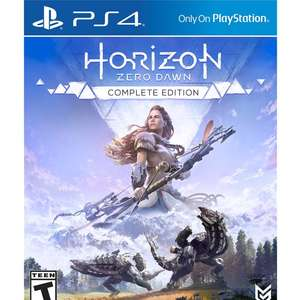 Horizon Zero Dawn Complete Edition at Tesco for £32