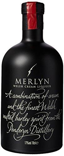 Brilliant Merlyn liqueur Welsh product - Merlyn Welsh Cream Liqueur, 70 cl £11 prime / £15.75 non prime @ Amazon