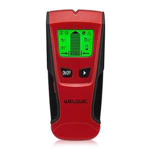 WELQUIC Electric Center-finding Stud Finder £11.99 (+£3.99 non prime) Sold by ShangTong EU and Fulfilled by Amazon