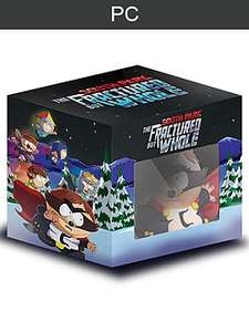 South Park: The Fractured But Whole - Collector's Edition [PC 29.99] Game