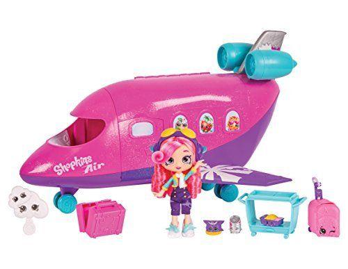 Shopkins Airplane Jet Playset £29.98 @ Amazon