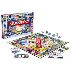 Disney Monopoly £28.79 Sold by Champion Toys and Fulfilled by Amazon