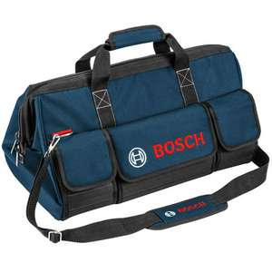 Bosch Medium Size Tool Bag £12 (C&C) From Machine Mart