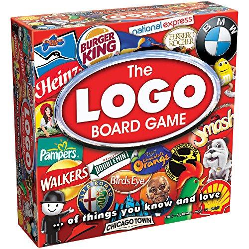 The Logo Board Game £12.55 Prime @ Amazon
