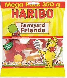 Haribo Farmyard Friends Mega Pack (350g​) ONLY £1.54 @ Morrisons
