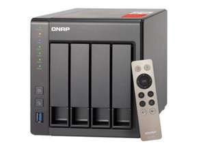 QNAP TS-451+-8G 4 Bay NAS £327.45 +98p PNP @ BT SHOP