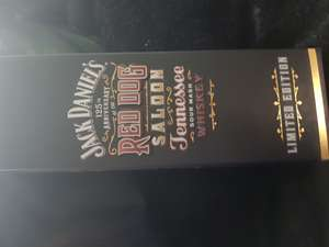 Jack Daniels Red Dog Saloon £20 @ Asda