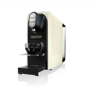 Morphy Richards Accents Coffee Capsule Machine £49.99 Delivered @ Morphy Richards / eBay