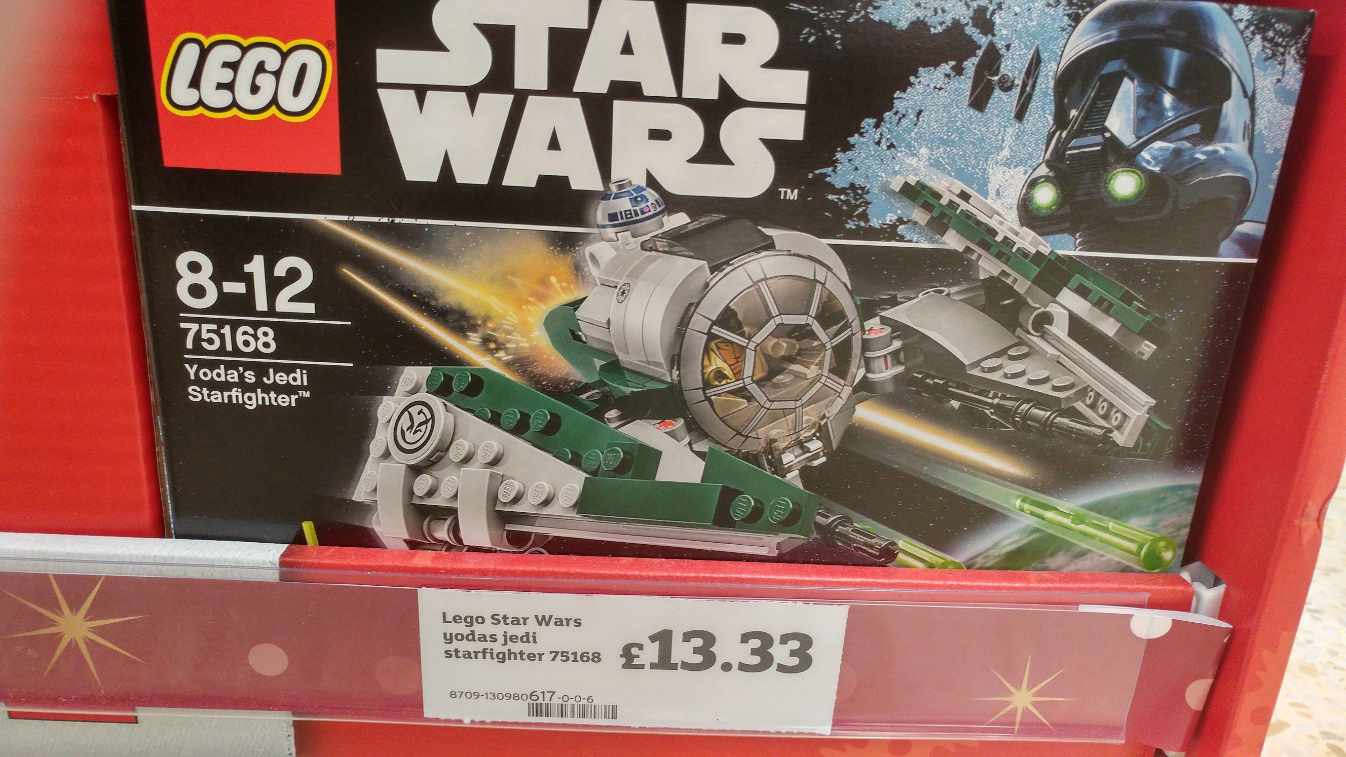 Lego Star Wars - Yoda's Starfighter £13.33 instore @ Sainsbury's