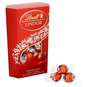 Lindt Lindor Milk Chocolate Box Selection 337g - Cheaper than Asda and Morrisons £5.50 @ Superdrug