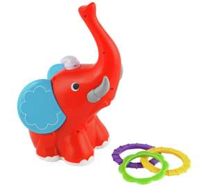 Chad Valley Lights and Sounds Elephant Hoop Game - £7.49 @ Argos