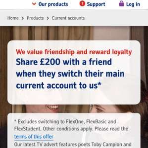 Nationwide recommend a friend - Earn £100 per friend (*DO NOT REQUEST REFERRALS*)