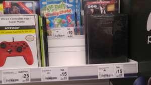 Yoshis Wooly World WiiU for £10 at asda Canterbury