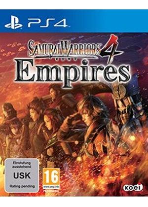 Samurai Warriors 4 Empires (PS4) £12.99 @ Base.com