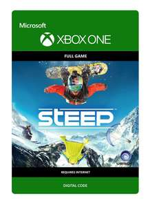 Steep (Xbox One) £8.99/£8.54 @ CDKeys