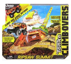 Tonka Climb Overs Ripsaw Summit £9.99 @ Home bargains