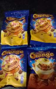 Terrys Chocolate Orange Minis (Exploding Candy/Toffee Crunch) 50p Instore @ Asda