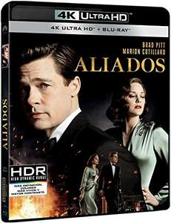 Allied 4K UHD Blu-ray £13.30 - Amazon.es (Spain)