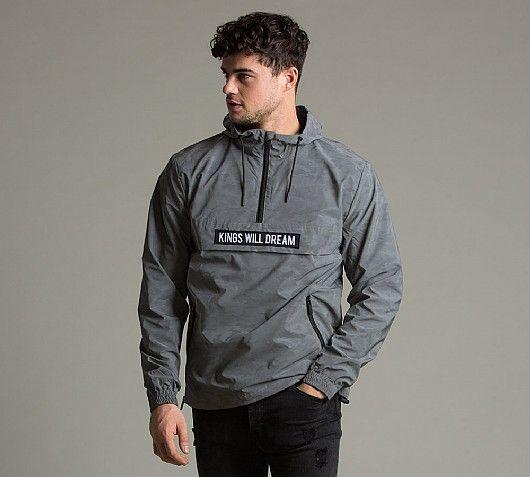 Kingswilldream reflective jacket £49.99 / £52.94 delivered @ Footasylum