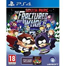 South Park: The Fractured But Whole PS4 InStore at Sainsburys £24.99