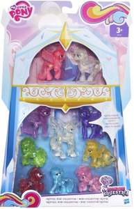 My Little Pony Crystal Mini Collection reduced from £12 to £4 at Asda