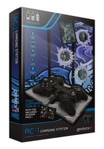 PS3 DualFuel Street King Edition Charging Station @ 75p Game + Free Delivery