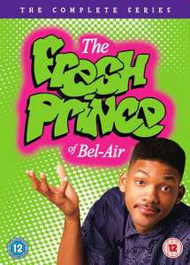 The Fresh Prince Of Bel-Air: The Complete Series DVD £22.49 (using code XMASBOX10) @ Zavvi